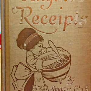historic American cookbooks