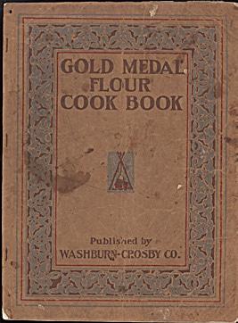 vintage flour recipes