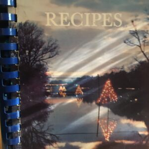 vintage Louisiana cookbooks