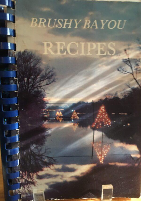 vintage Louisiana cookbooks