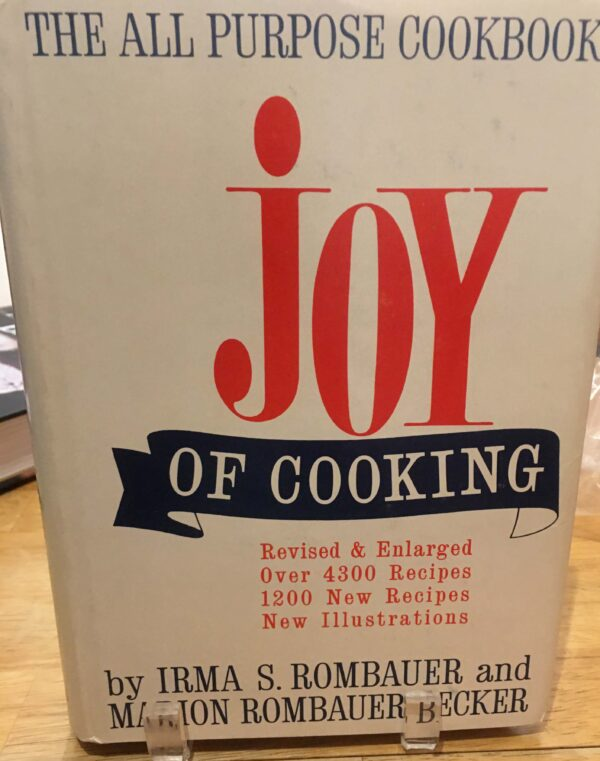 vintage Joy of Cooking