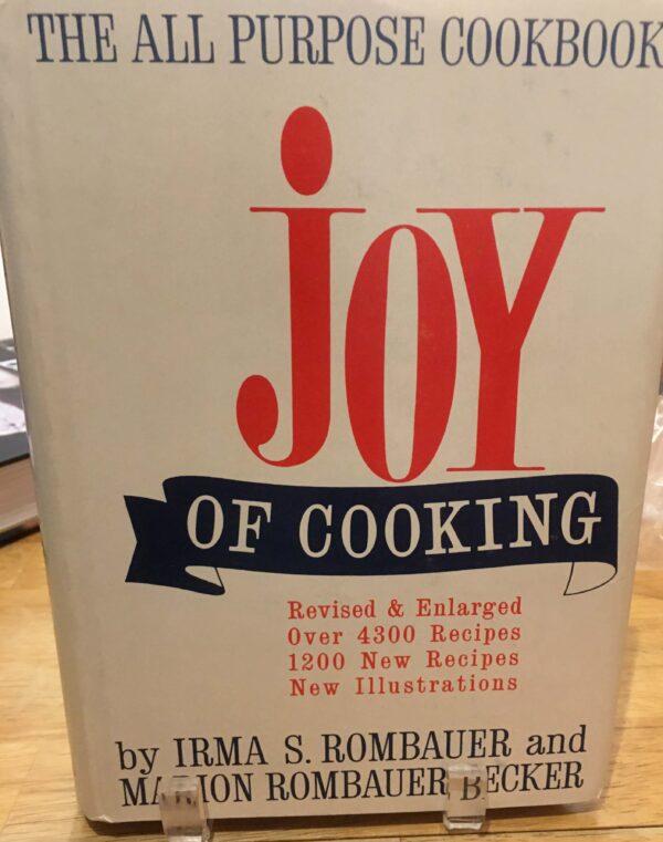 vintage Joy of Cooking