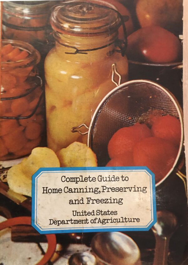 home canning and preserving guide