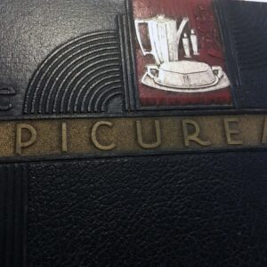historic cookbooks