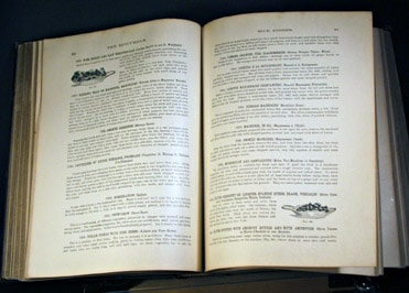 antique cookbooks