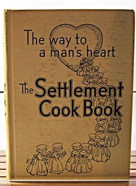 famous antique cookbooks