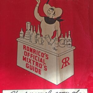 vintage rum cocktails