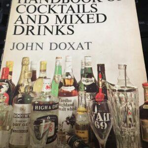 vintage bartender's guide