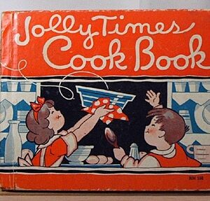 antique children's cookbooks