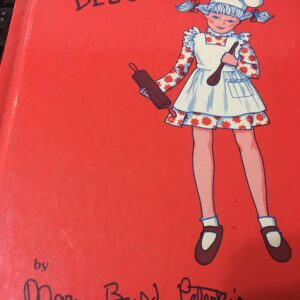 vintage children's cookbooks