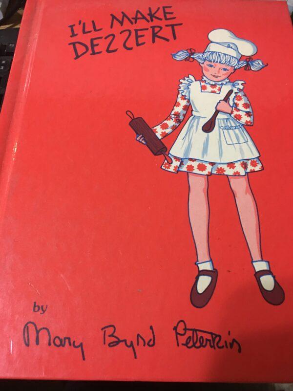 vintage children's cookbooks