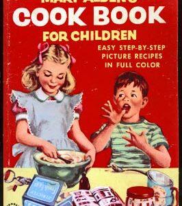 Vintage Children's Cookbooks, including Textbooks